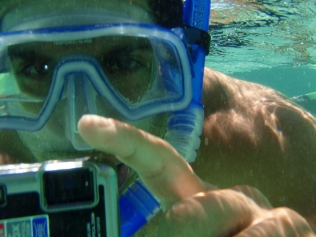 Under The Sea With A Digital Camera - In The Maldives