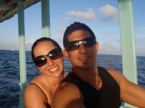 Going Fishing On Our Honeymoon In The Maldives