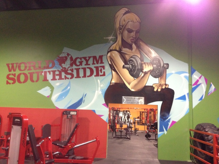 World Gym at Springwood