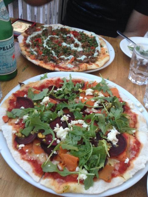 The Burrow - Pizza