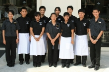 TCC in Thailand - Training