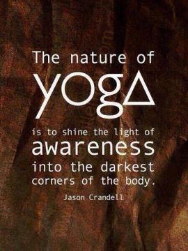 Self Awareness and Yoga