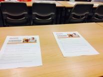 Business Teacher's Profession Development Class