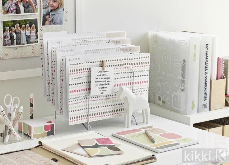 Kikki-K Folders