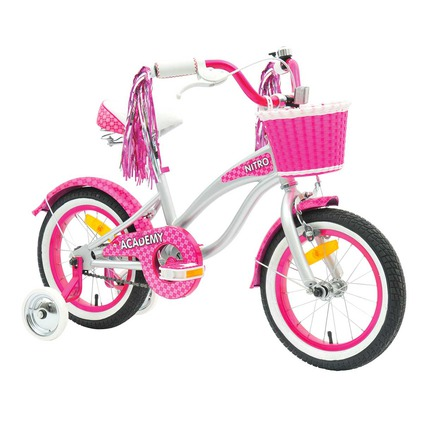 Girls Bike - Pink From Amart Sports