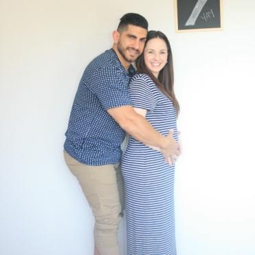 Baby Bump Week 7