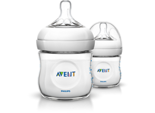 Avent Natural Baby Bottles