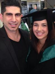 Sia's Graduation 2014