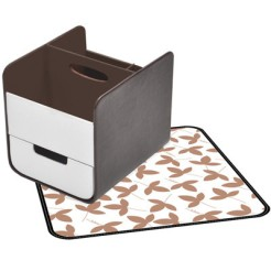 BBox Falling Leaves Nappy Caddy