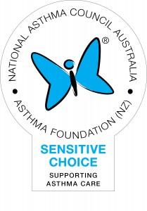 Asthma Foundation Sensitive Choice
