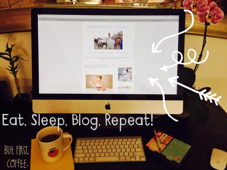 Eat, Sleep, Blog Repeat