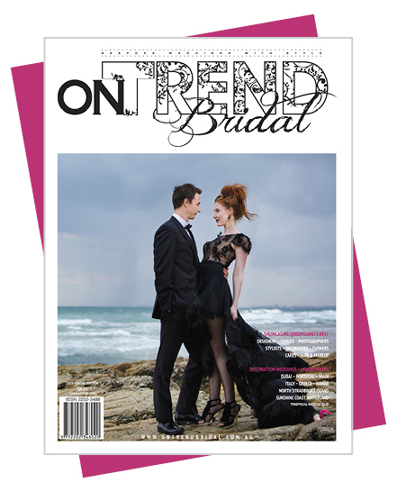 On Trend Bridal Magazine