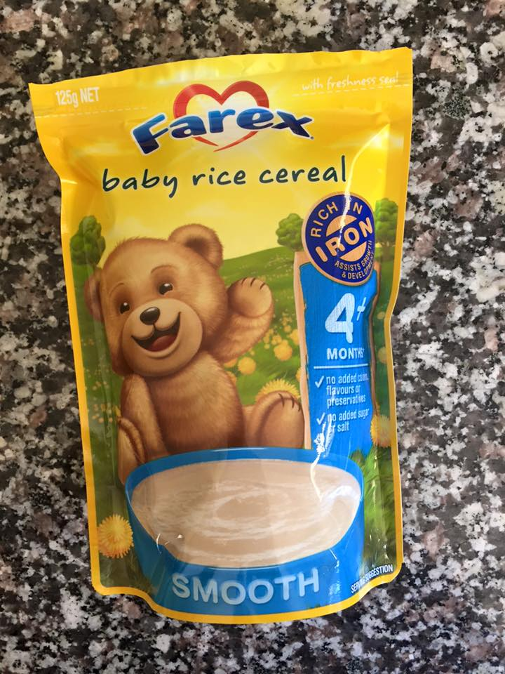 Fares Baby Rice Cereal
