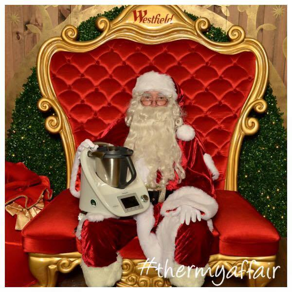 Santa Photo With Thermomix